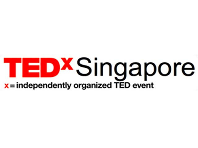 Sharing my speaking experience at the TEDxSingapore meetup