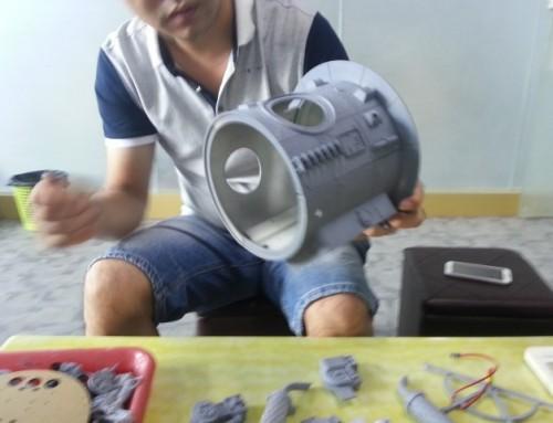 Mk.I Cyclops Build Log 8