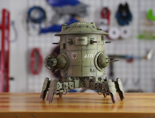 Infantry Support Colossus Mk.I Cyclops Photo Gallery
