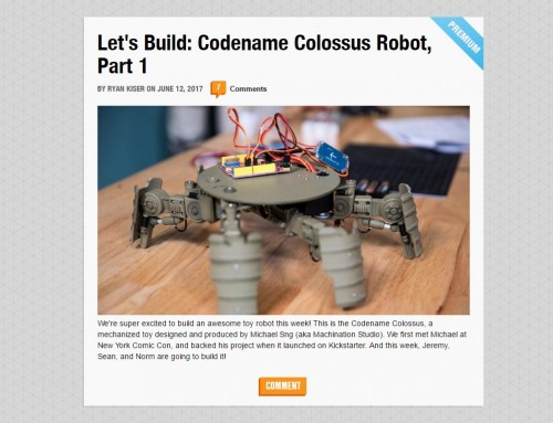 Tested.com Builds Codename Colossus Mk.I Cyclops